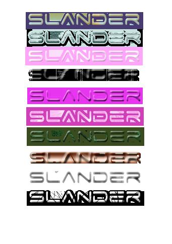 font styles 1 by slanderxoxo on deviantART