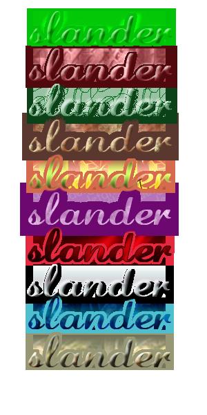 font styles 2 by slanderxoxo on deviantART