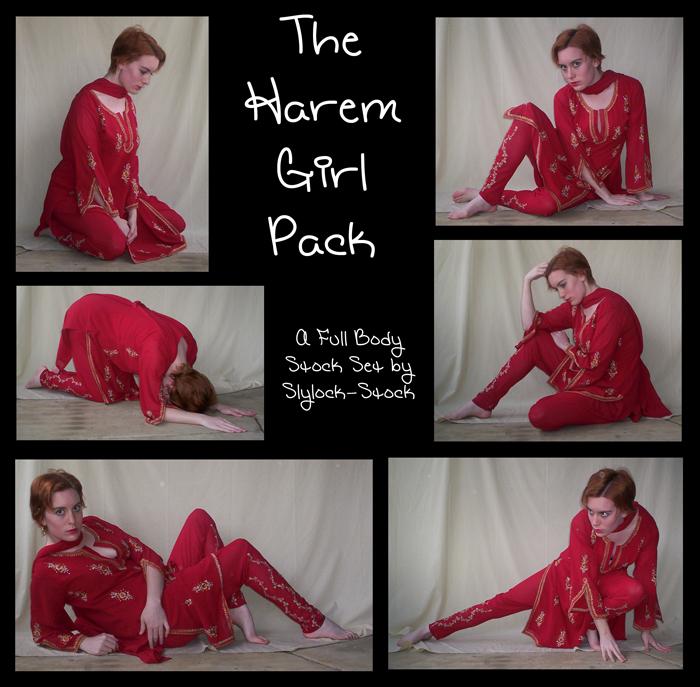 Harem Girl Pack