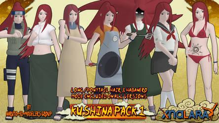 Naruto - Kushina Pack 1