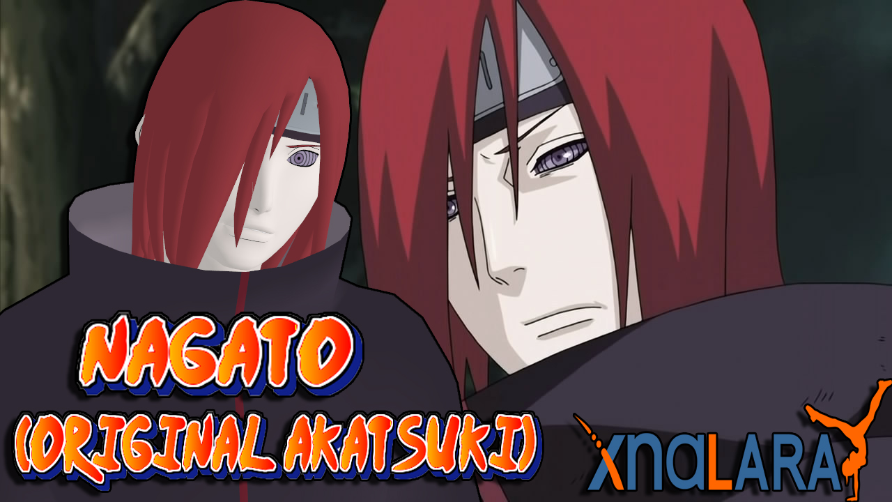 Naruto Uns3 Pre Akatsuki Nagato By Asideofchidori On Deviantart