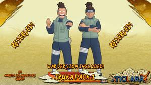 Naruto - Iruka PACK 1