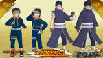 Naruto - Obito Uchiha PACK 1 FOR XPS