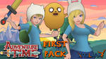 Adventure Time Models PACK 1 FOR XPS by ASideOfChidori