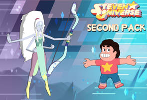 Steven Universe - Pack 2: Steven Edition FOR XPS by ASideOfChidori