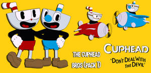 Cuphead PACK 1: Cupbros Edition FOR XPS