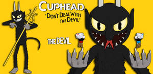 Cuphead - The Devil FOR XPS