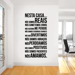 Nesta casa by Bebecca