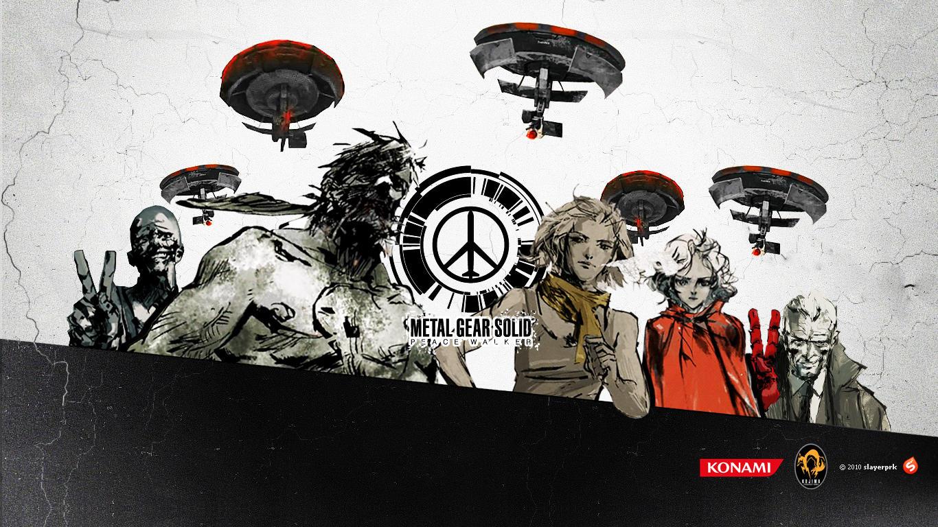 Image result for peace walker