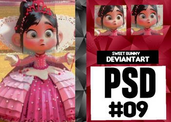 PSD #09 (By  Sweetbunny0909) by Sweetbunny0909