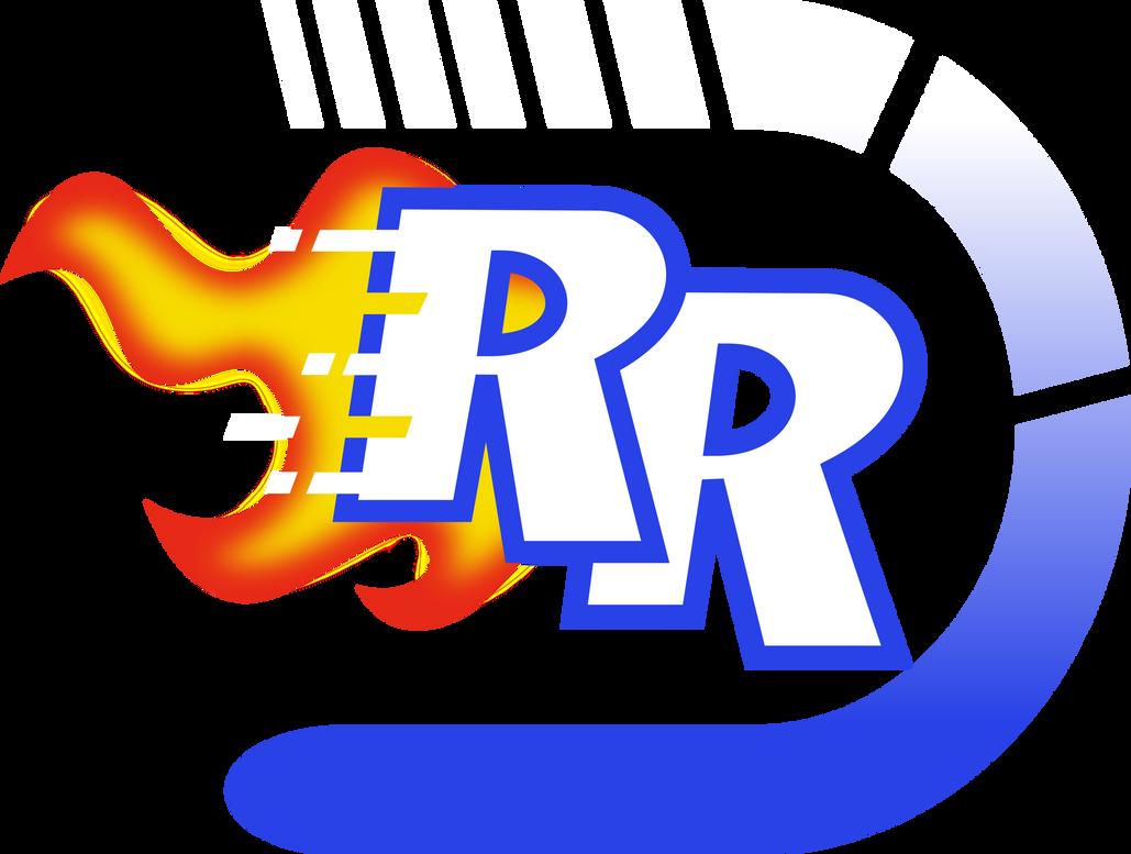 Rocket Racer Logo Vectors by GlitchMaster7
