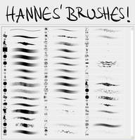 Hannes' Brushes