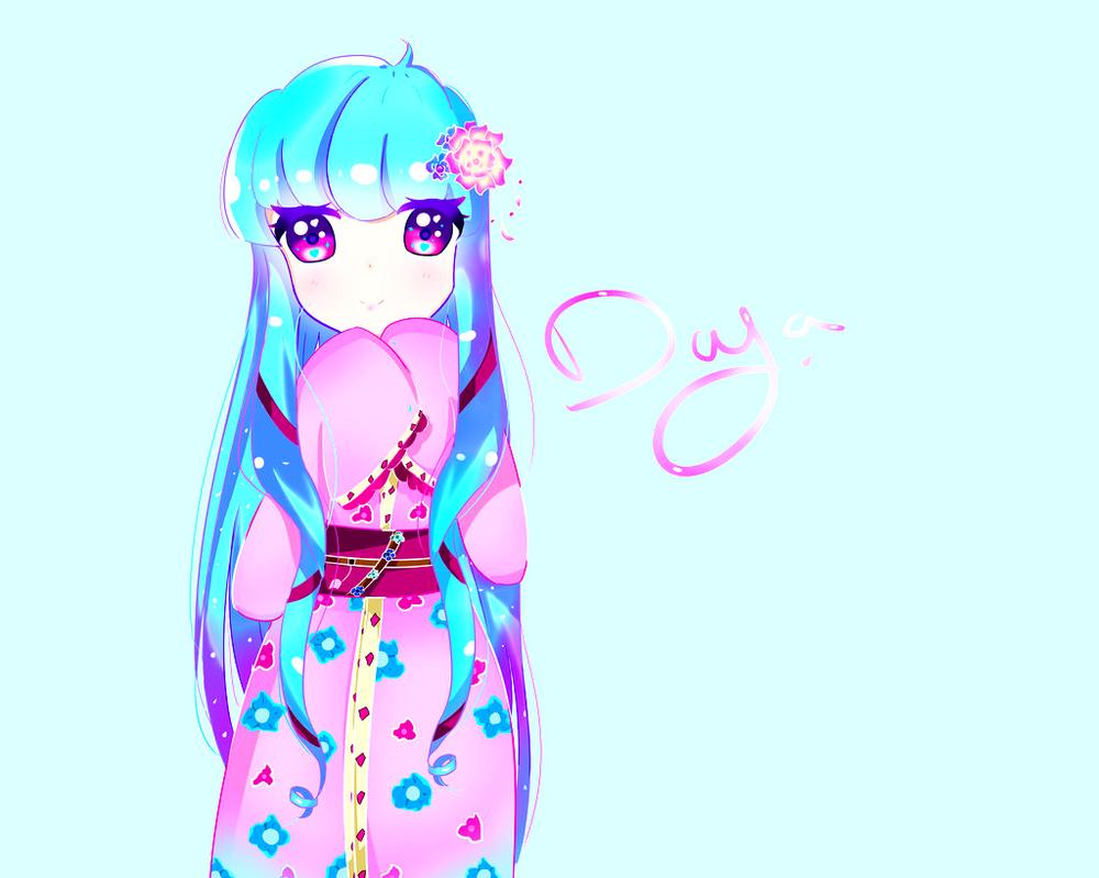 Princess Miyu by DayaChann