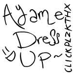 Aaya Dress Up by MashyTaytew