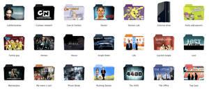 TV Show - Leopard icons