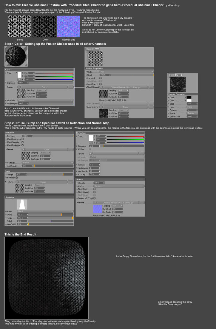 chainmail shader and textures by ere4s3r on deviantart