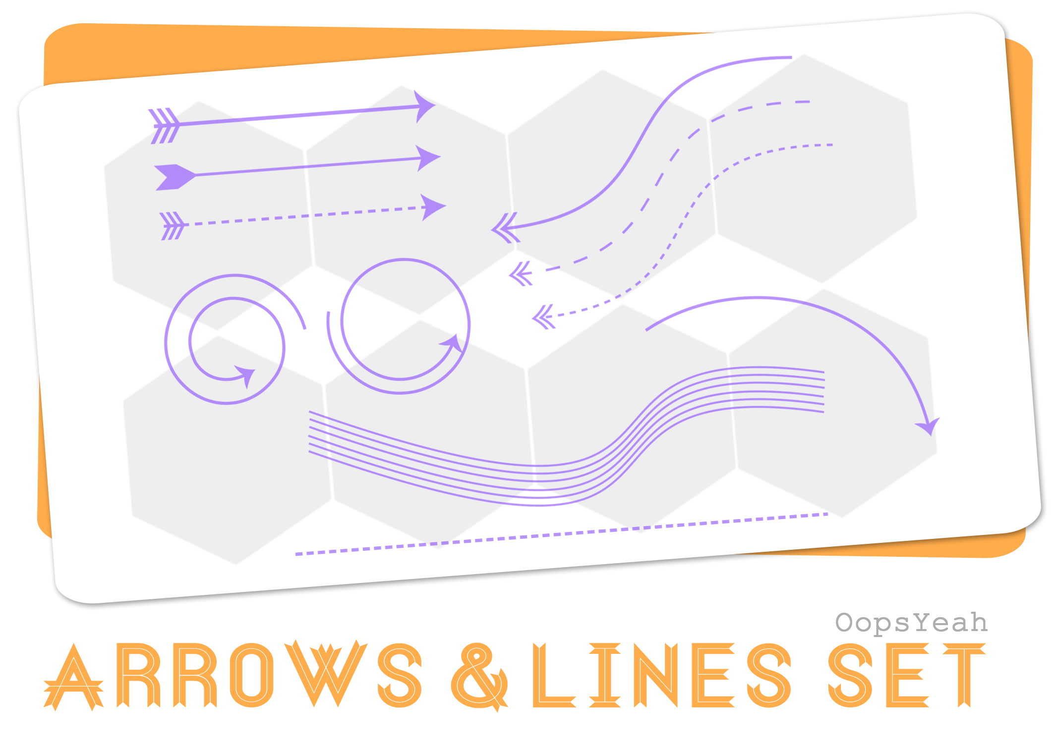 Arrows and lines brush set by oopsyeah on deviantart arrows and lines brush set by oopsyeah ccuart Choice Image
