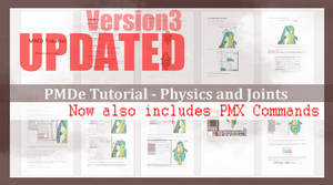 PMDe + PMX Commands Tutorial - Physics and Joints