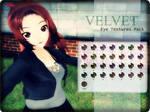 Velvet Eye Textures Pack Download
