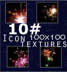 10 light icon textures