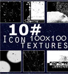 10 Black icon  textures