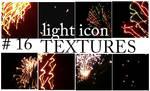 16 100x100 light textures