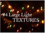 4 Large light textures