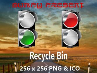 Recycle Bin by 1bumpy