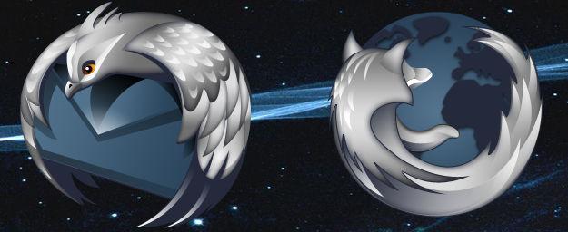 Firefox Thunderbird Vanablue