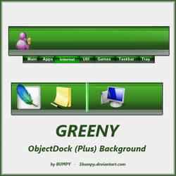 Greeny by 1bumpy