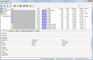 Vista uTorrent - Complete skin by 1bumpy