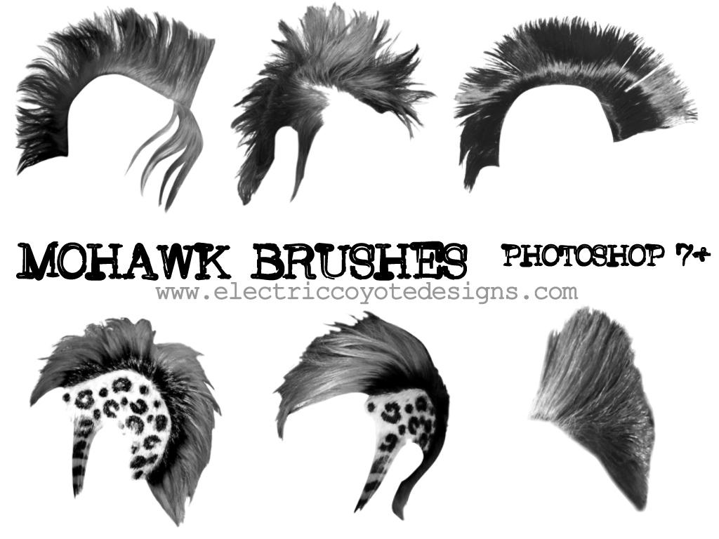 Mohawk Brushes by wackycracka