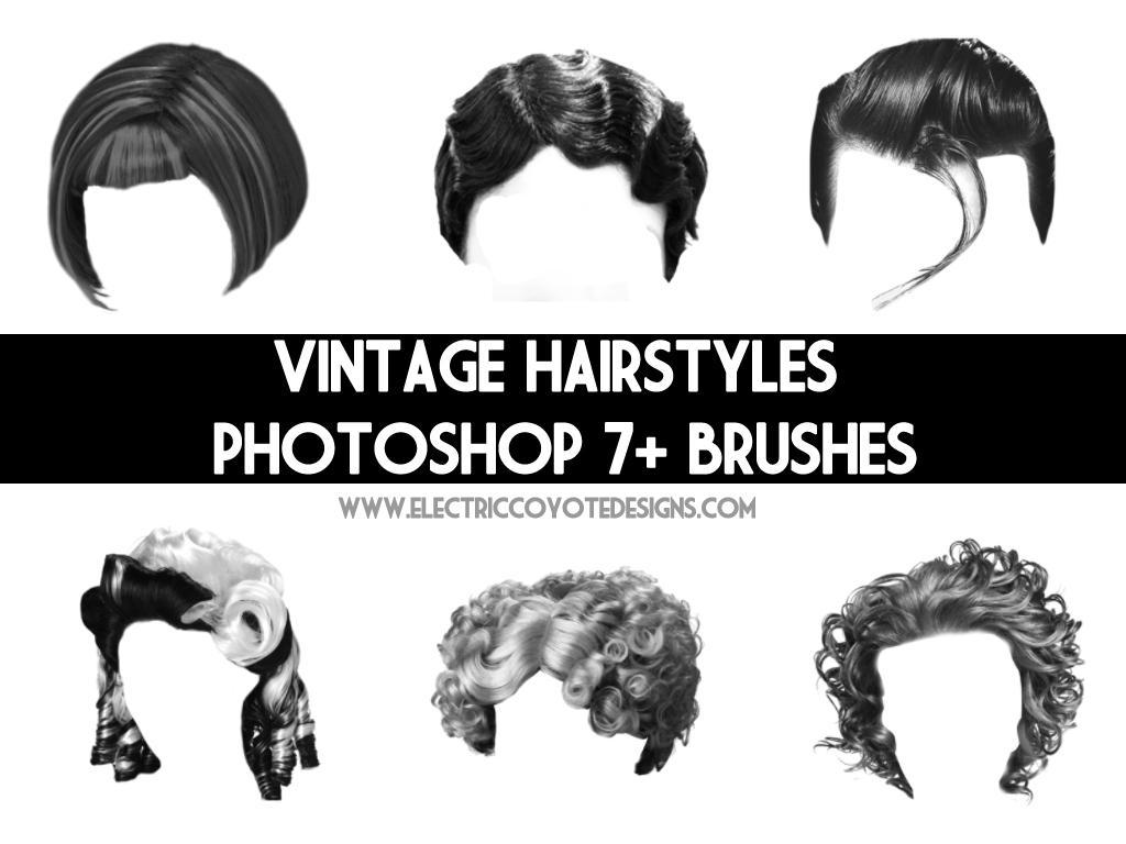 Vintage Hair Brushes by wackycracka