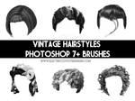 Vintage Hair Brushes