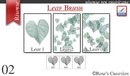 Leaf Brush by dreamswoman