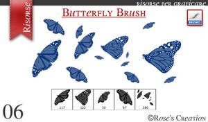 Butterfly Brush by dreamswoman