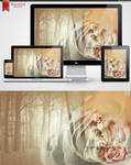 Wallpaper Pack - Talents byRosesCreation