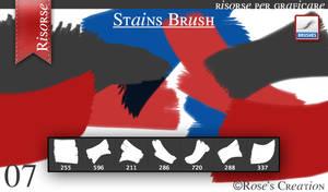 Stains Brush