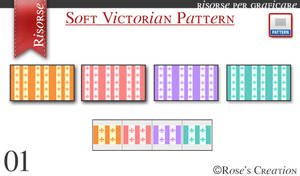 Soft Victorian Pattern