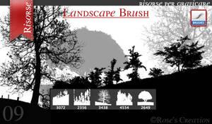 Landscape Brush