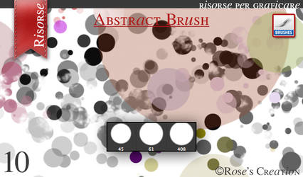 Abstract Brush by dreamswoman
