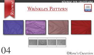 Wrinkles Pattern