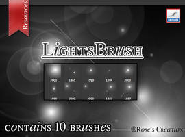 Lights Brush by dreamswoman