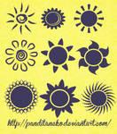 50 Sun - Brusher