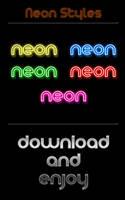 Neon Styles by Wearwolfaa