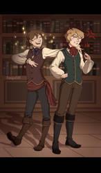 Erwin-and-Alfred-III by sango691
