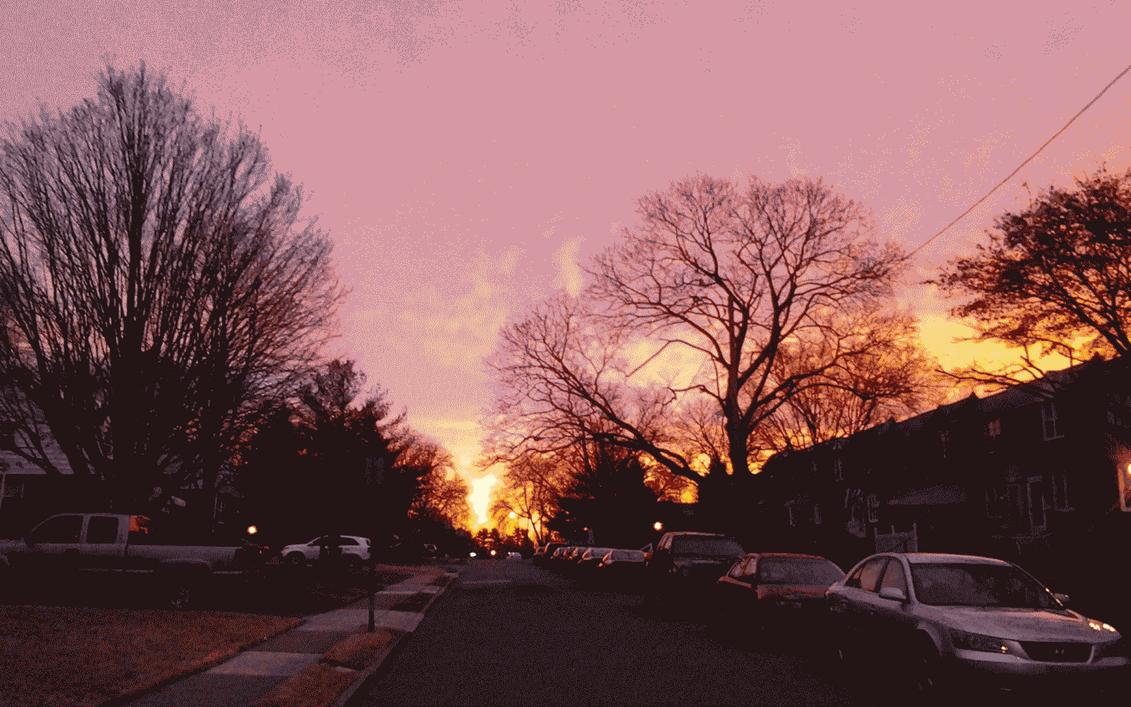 Sunrise by skateboarder11