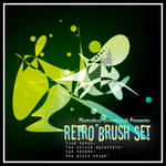 Retro Brush Set