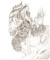 Night Of The Hunter by kyrisnowpaw