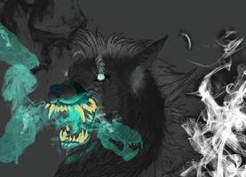 Spirit beast by kyrisnowpaw